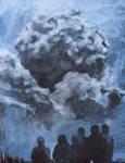 Mount Sinabung Keeps Errupting