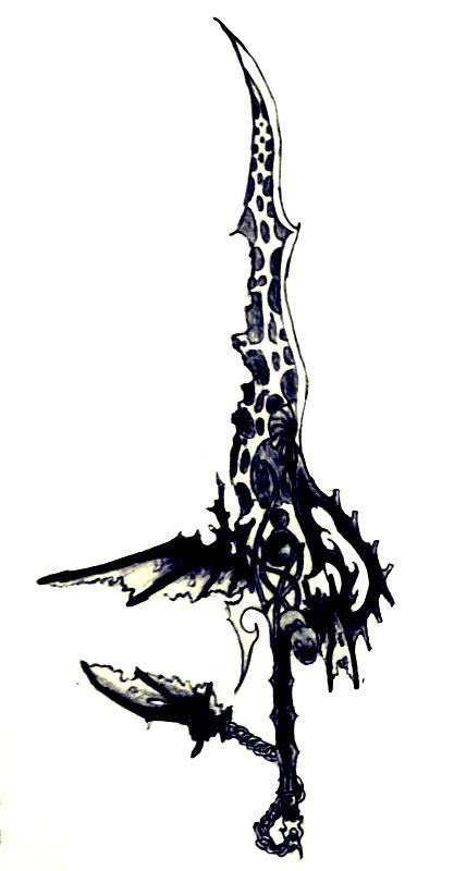 The Devil Curse Blade( Arcana Series 15) by Sacroth