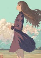 Wind by rakugaki300page