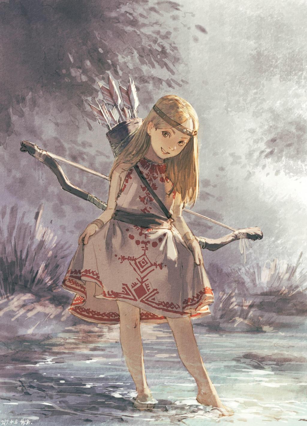 little  hunter by rakugaki300page