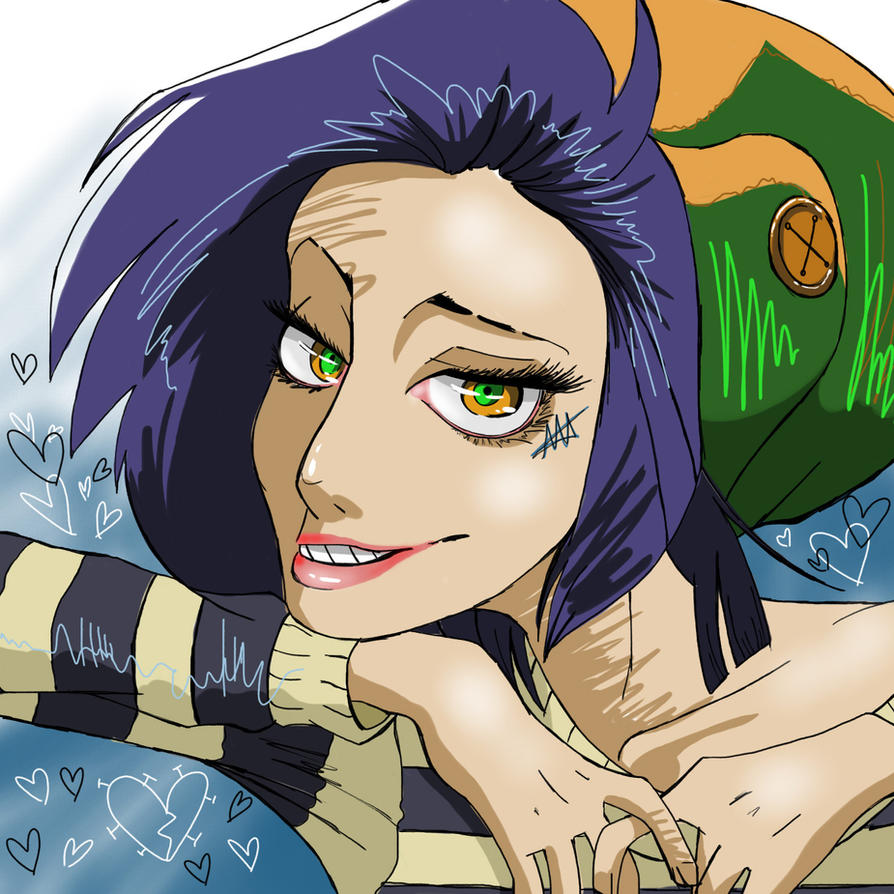 Mari is a retard by MemoriaSwan