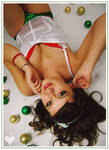 Innocent Holiday Pin Up