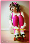 RollerSkate Cuteness