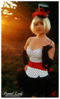 Evening Burlesquer by pinuplips