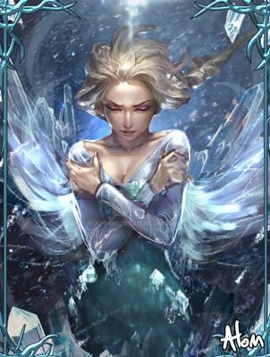 Frozen by atomiiii