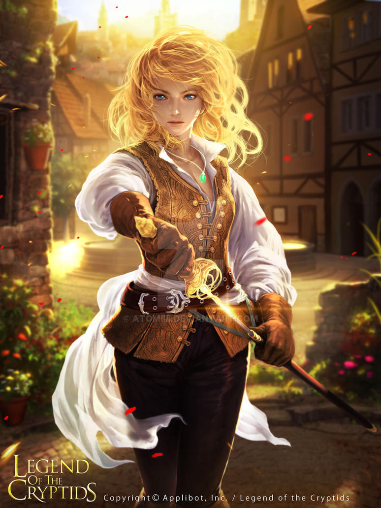 Women's D'Artagnan by atomiiii