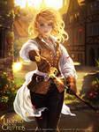 Women's D'Artagnan