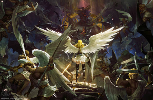 War of Angels and Demons