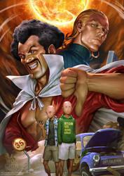 Satan X King by atomiiii