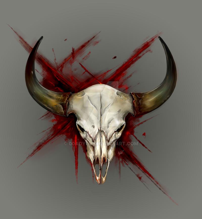 Bull (043) by 00Ady00