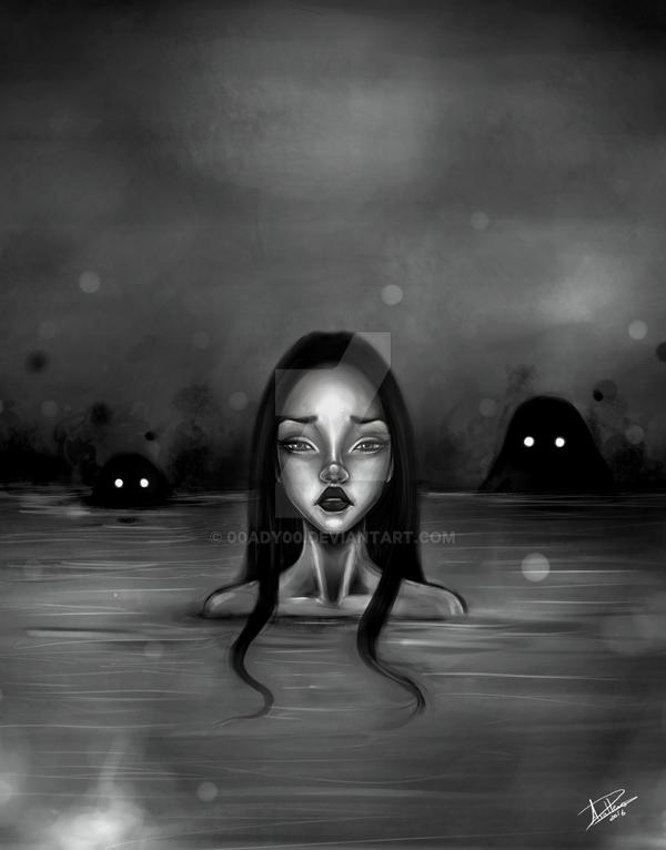 Dark and Grey by 00Ady00