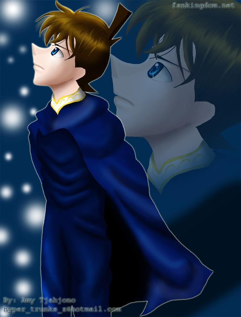 Identical WIP 2: Shinichi Kudo by esmartgirl