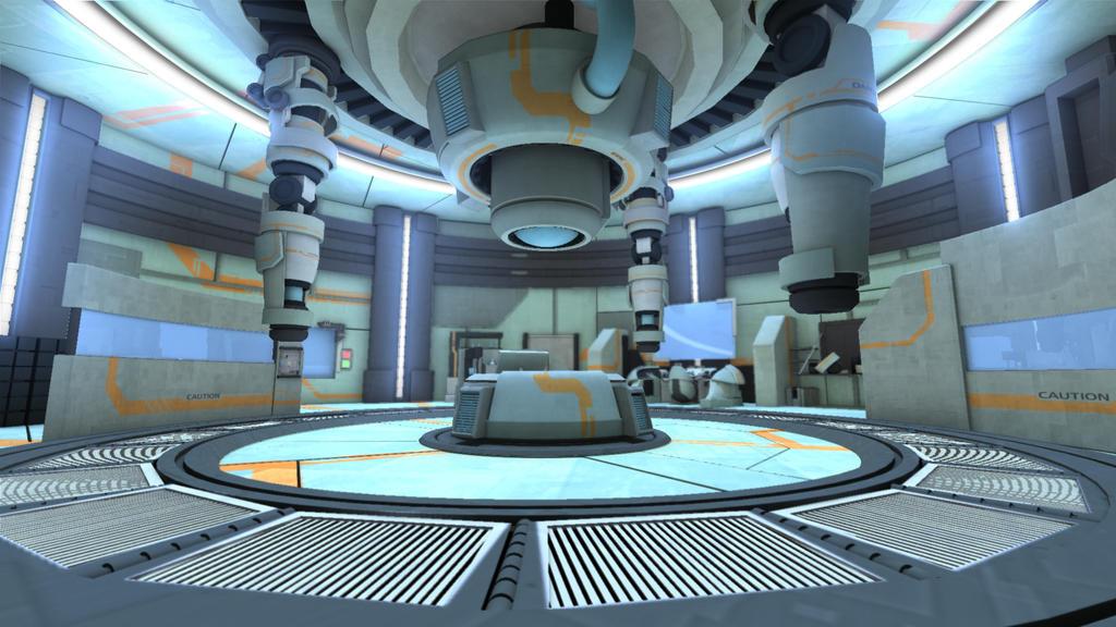 futuristic lab by ginosaiden91 on deviantart