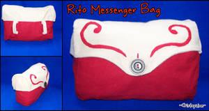 Rito Messenger Bag