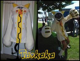 Taokaka cosplay by Cristophine