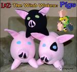 LoZ: Wind Waker Pigs