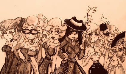 The Ladies uvu by Entagram