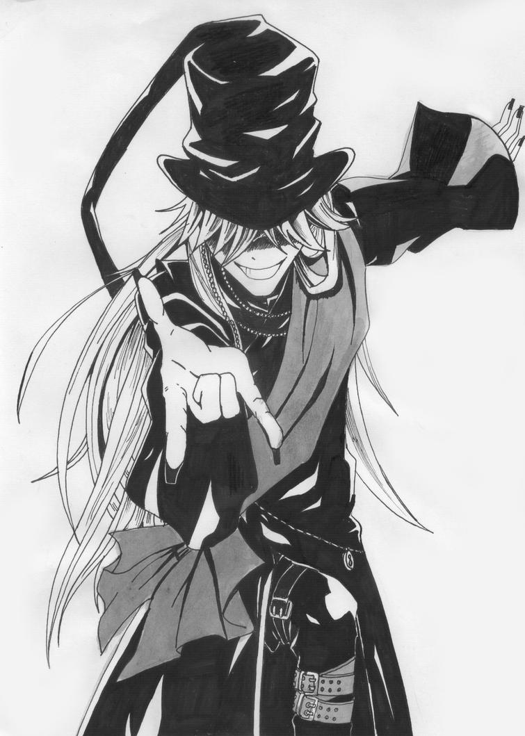 Undertaker By Yasumeyukito On DeviantArt