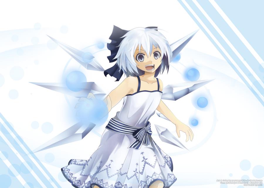 I Will Cryo-Freeze You! by yasumeyukito