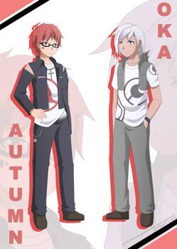 Contest : Autumn and Oka