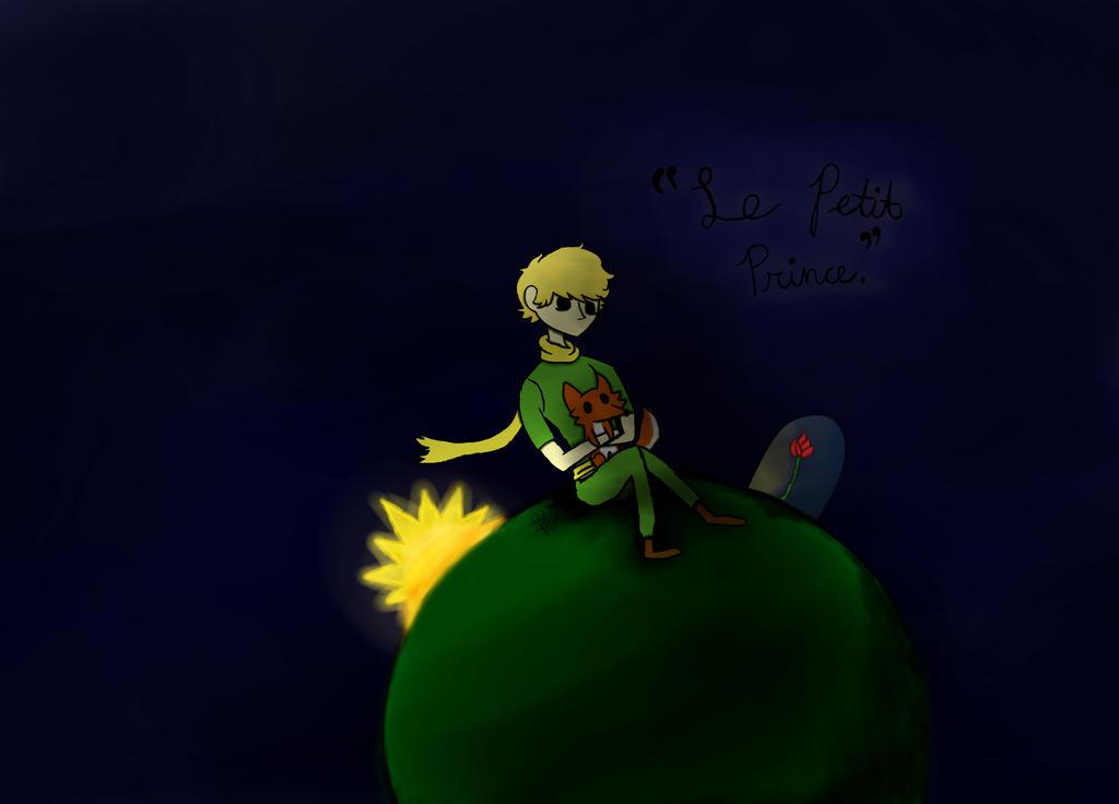Le Petit Prince by Pikapa-sama