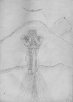 Knight's Pray