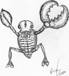 Cthulhu Crab