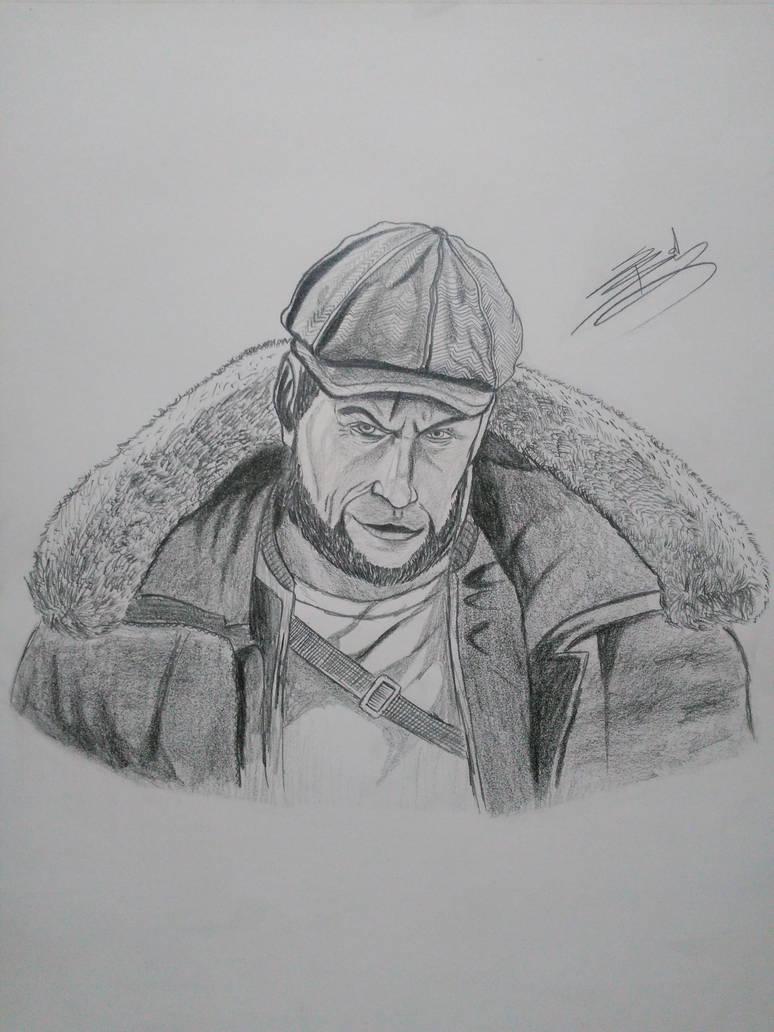 Glaz Elite Drawing by Sam1l on DeviantArt