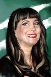 Hannah Aitchison Portrait