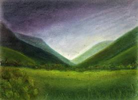 Hills by arch-nsha