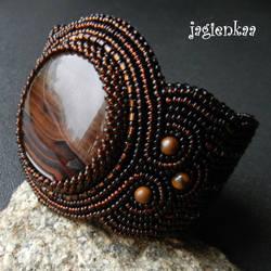 Dark Hot Chocolate by jagienkaa