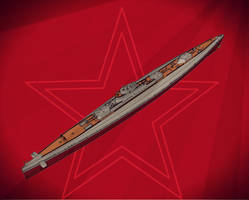 Pioneer-class corsair submarine