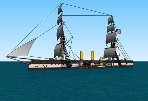 USS Cheyenne