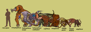 Pantherapithecine family