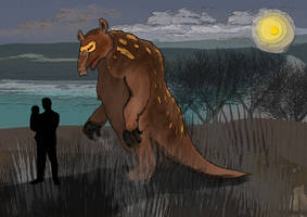 Anomalotapirus  ! by Brobar