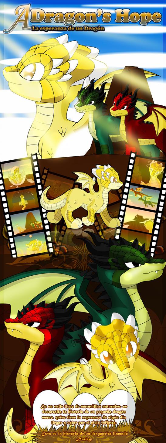 A Dragon's Hope +animation+ by Ludra-Jenova