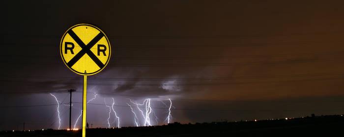 Lightning Crossing