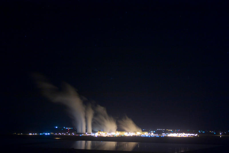 Palo Verde Nuclear Plant by Delusionist