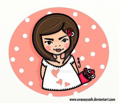 Pink by Evasaysoih