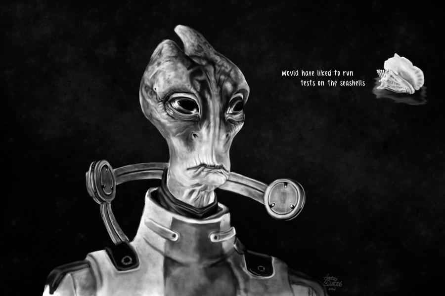 mass effect 3 how to stop mordin dying