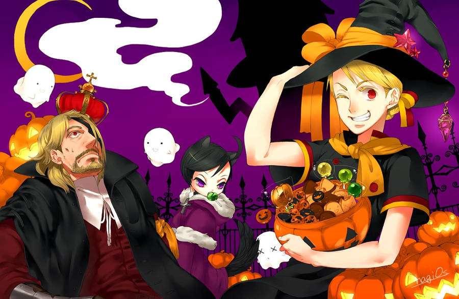 halloween by hagios0