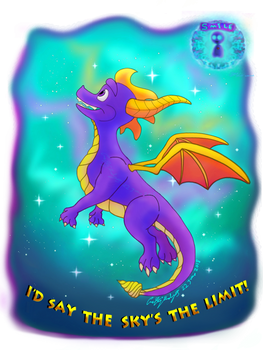 Spyro Reignited - I'd say the sky's the limit!