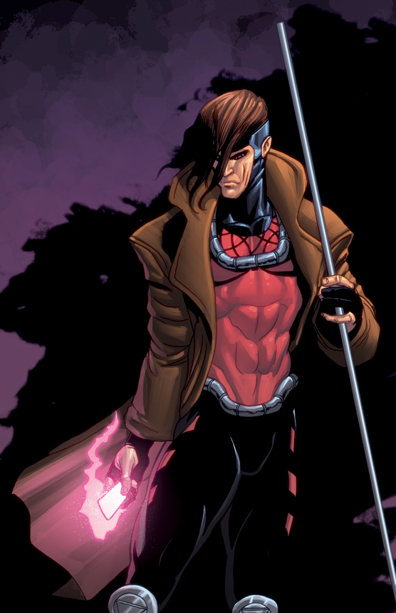 Gambit colored 2014 by RNABrandEnt