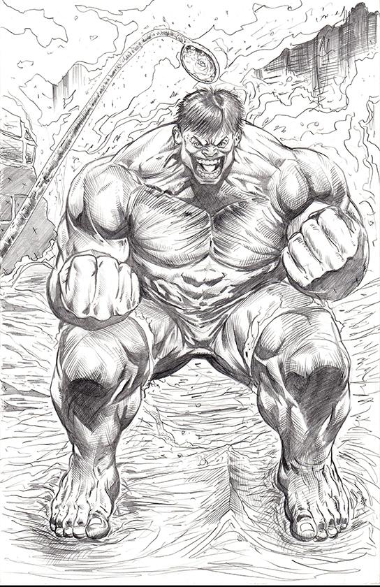 Hulk Fart by RNABrandEnt