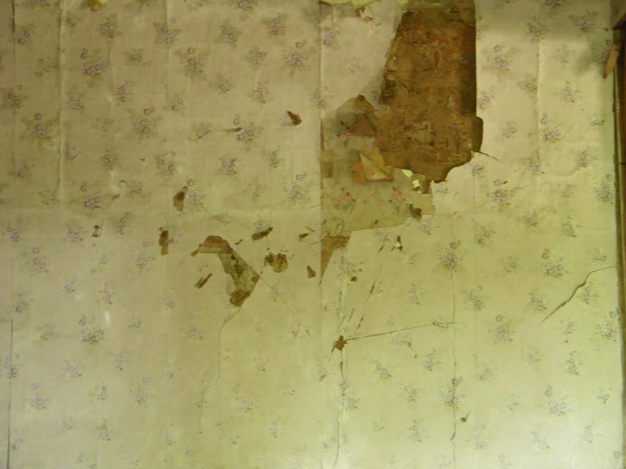 Old torn wallpaper by TinkerBeIIe143 ...