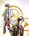 Cogs of fate