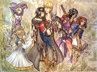 Return from Baird Marsh (Tales of Berseria) by May-May-Meow