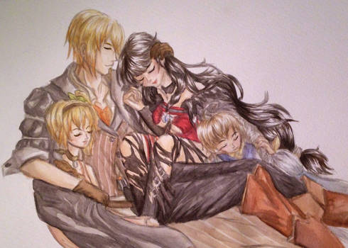 Family shipping - Tales of Berseria