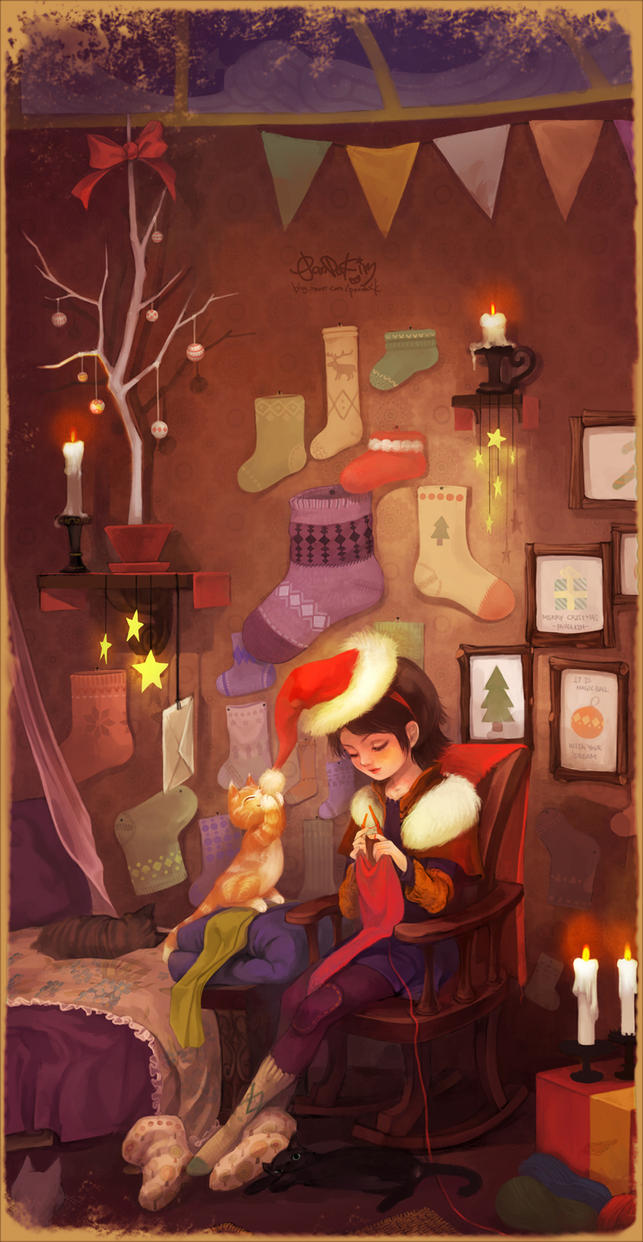 holiday by pandakim