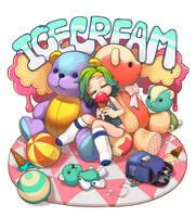 ICECREAM by pandakim